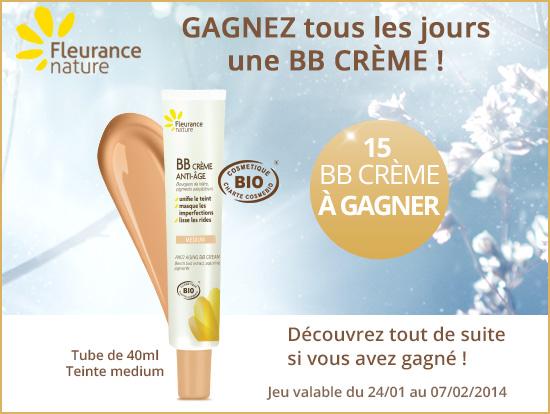 Grand Jeu BB Crème Fleurance Nature