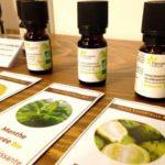 Les huiles essentielles et leurs propriétés naturelles et bienfaisantes.
