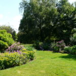 Le jardin à l'anglaise