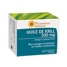 comment prendre l huile de krill