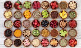 Zoom sur les principaux aliments « anti-inflammatoires »