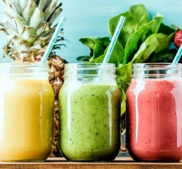 Envie de fraicheur et de vitamines?Optez pour un smoothie!