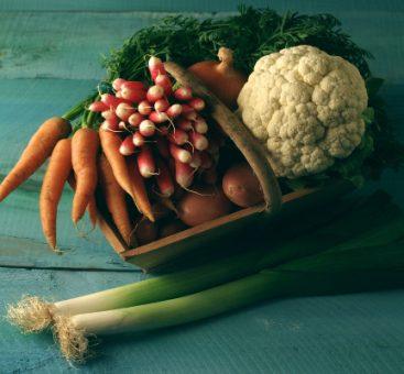 Consommer de saison en mars et avril, quels fruits et légumes ?