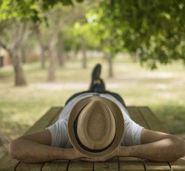 L'art de faire la sieste !