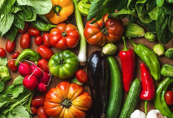Quels sont les légumes de l'été ?