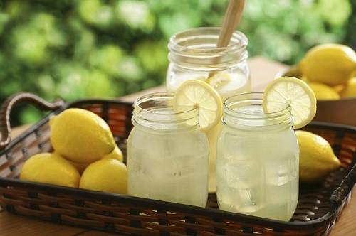 Recette citronnade detox