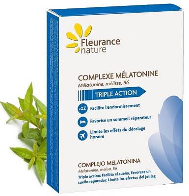 complexe melatonine changement d'heure