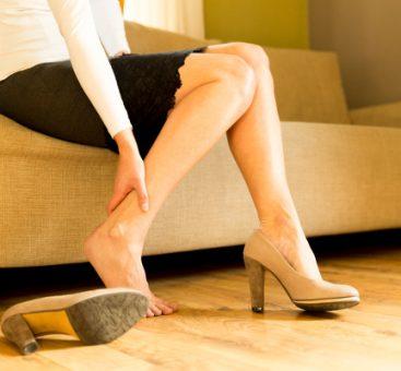Conseils pour des jambes légères au quotidien !