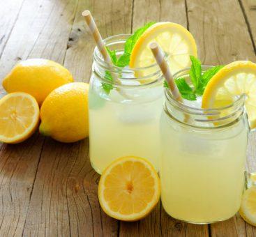 Citronnade détox