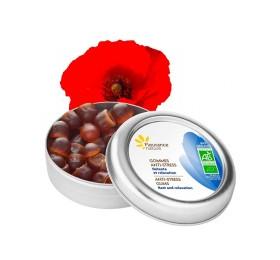 Gommes anti-stress bio