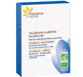 Valériane - Aubépine - Passiflore bio