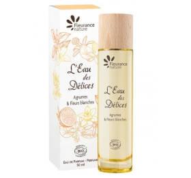 L'Eau des Délices Agrumes & Fleurs blanches