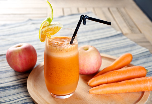 Recette smoothie vitaminé anti-fatigue