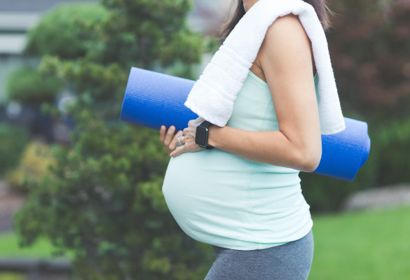 Quelles activités sportives pratiquer pendant la grossesse ?