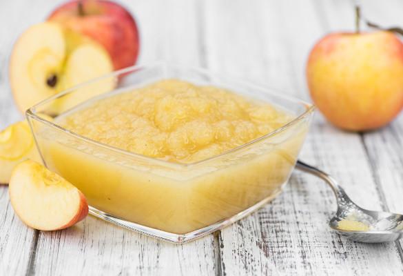 Compote pomme poire sans sucres ajoutés
