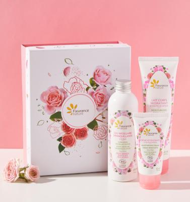 coffret-rose-hydratation-soins-cosmetiques-bio