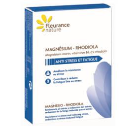 Magnésium - Rhodiola