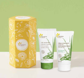 Mini coffret Confort Aloe vera
