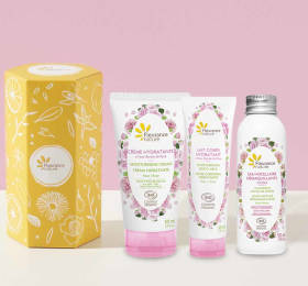 Mini coffret Hydratation Rose