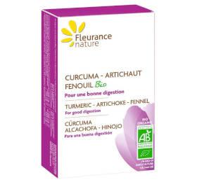 Curcuma – Artichaut – Fenouil Bio