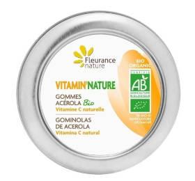 Vitamin'nature gommes Acérola Bio