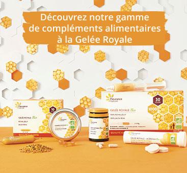 PUSH - Gamme compléments alimentaires Gelée Royale