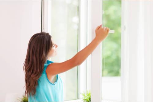 Aérer sa maison 10 minutes par jour hiver comme été