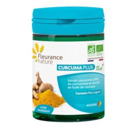 Complément alimentaire bio à base de curcuma