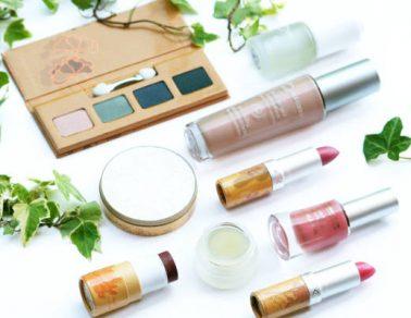 Du maquillage bio et des vernis naturels à la boutique parisienne