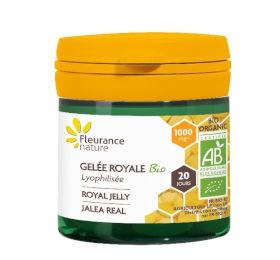 Gelée royale Bio lyophilisée (nouvelle formule)