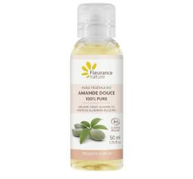 Huile végétale Bio d'Amande douce 100% pure
