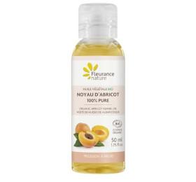 Huile végétale Bio de noyau d'Abricot 100% pure