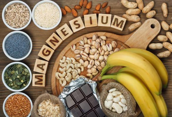 Quels sont les aliments riches en magnésium ?
