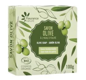 Savon parfumé à l'olive - cosmétique certifié bio